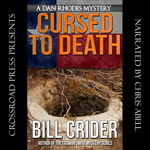 Cursed to Death: A Dan Rhodes Mystery cover art