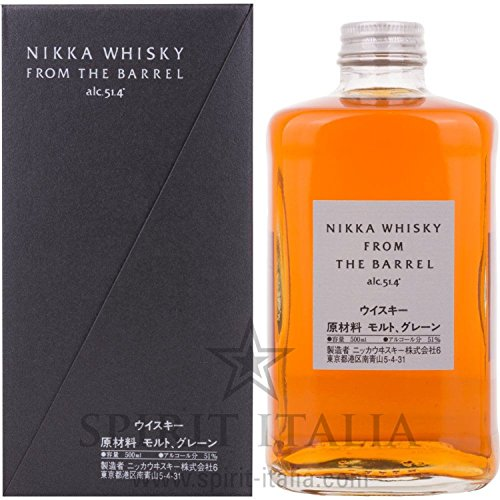 Nikka Whisky From the Barrel GB 51,40% 0.5 l.