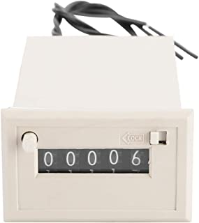 5 digit mechanical counter