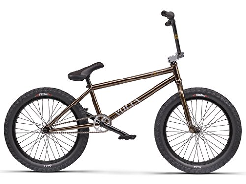wethepeople Volta 2016 BMX Rad - Brushed Brown C.P. | Chrom-braun | 21.0