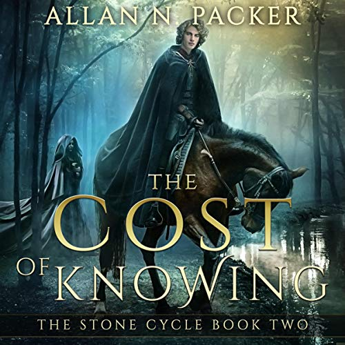 The Cost of Knowing Audiobook By Allan Packer cover art