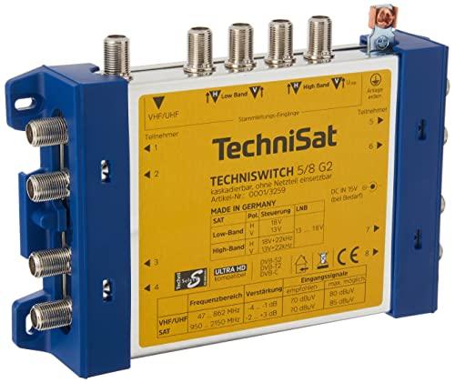 TechniSat TECHNISWITCH 5 8 G2 Bild
