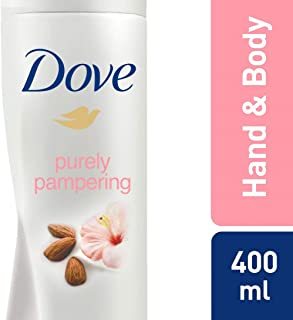 Dove Purely Pampering Body Lotion Almond, 400ml