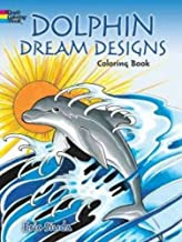 dolphin dream designs coloring book