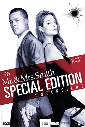 Mr. & Mrs. Smith (Steelbook)