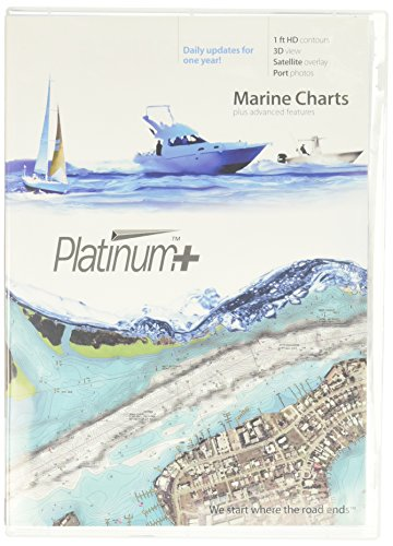 Price comparison product image Navionics Platinum+ SD 905 US MID Atlantic & Canyons Nautical Chart on SD / Micro-SD Card - MSD / 905P