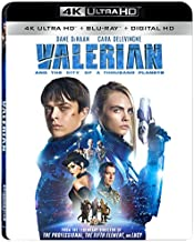 Valerian and the City of A Thousand Planets 4K Ultra HD