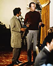 Peter Falk and Patrick McGoohan in Columbo full length scene Identity Crisis