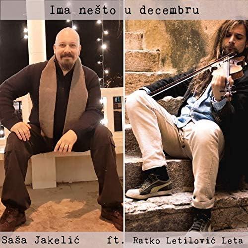 Saša Jakelić feat. Ratko Letilović Leta