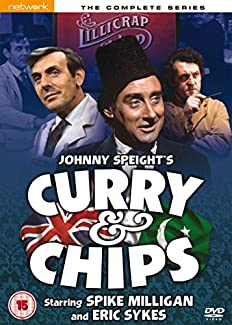 Curry & Chips - The Complete Series