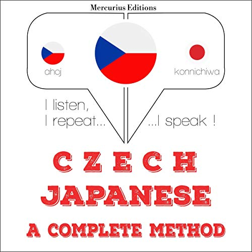 Czech - Japanese. A complete method cover art