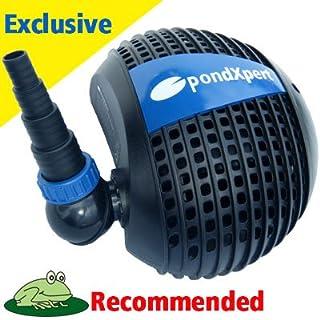 Pondpush 6000 Garden Pond Pump for pond filters & waterfalls (B003ZZ0070) | Amazon price tracker / tracking, Amazon price history charts, Amazon price watches, Amazon price drop alerts