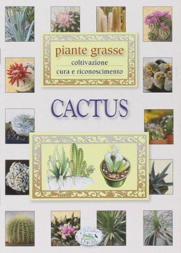 Cactus. Piante grasse