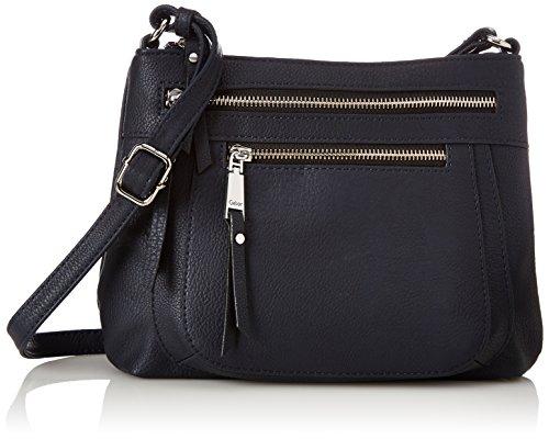 Gabor Umhängetasche Damen Tina, 19x4x24 cm, Blau, Gabor Handtasche Damen