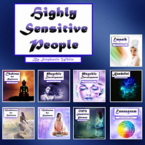 Highly Sensitive People: Spiritual Thoughts and Inspirational Theories  By  cover art