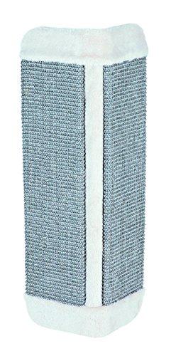 Trixie 43435 Kratzbrett für Zimmerecken, 32 × 60 cm, grau/lichtgrau