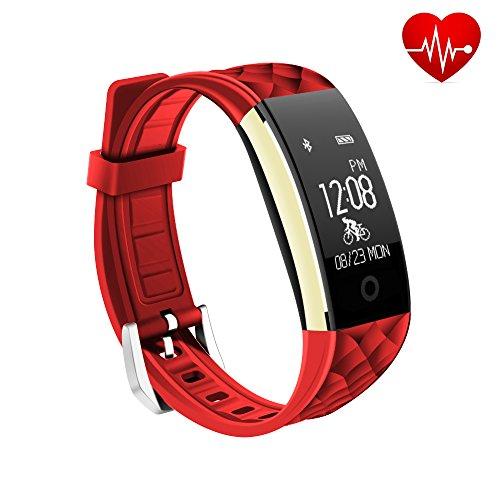 Activity Fitness tracker Impermeabile Braccialetto - Yarrashop Cardio...