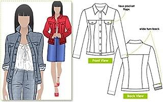 jean jacket pattern