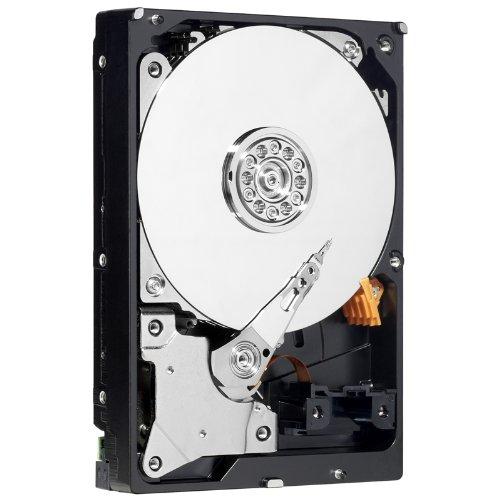 Western Digital Scorpio WD3200AVVS AV-GP - Hard disk interno da 320 GB, 8,9 cm, 7200 rpm, 8 MB di cache, SATA, blu