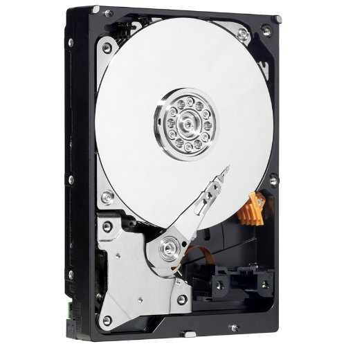 Western Digital WD5000AVCS AV-GP Green 500GB interne Festplatte (HDD CE IntelliPower min.5400rpm 3Gb/s serial ATA SATA 16MB cache 8,9cm 3,5Z)