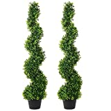 DearHouse 4 Feet Artificial Cypress...