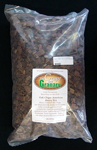 Oak Popular brand Chips- American 5LB- All items in the store Toast Heavy