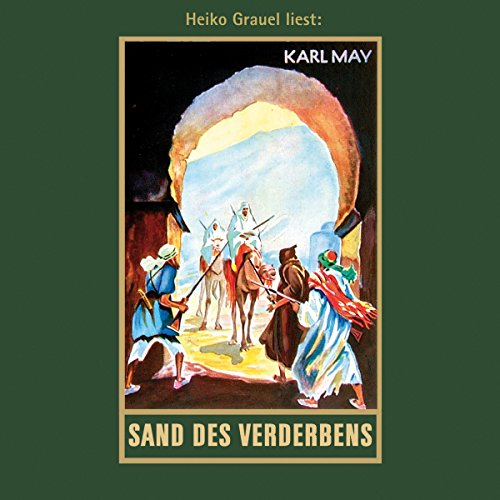 Sand des Verderbens audiobook cover art