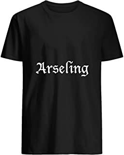Arseling 89 T shirt Hoodie for Men Women Unisex