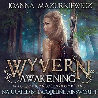 Wyvern Awakening cover art