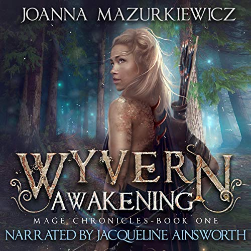 Wyvern Awakening cover art