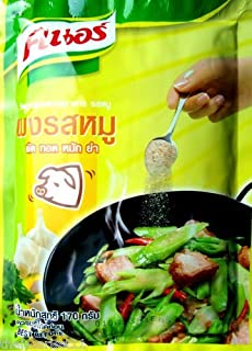 Knorr Seasoning Powder (Pork Flavour) 170g.
