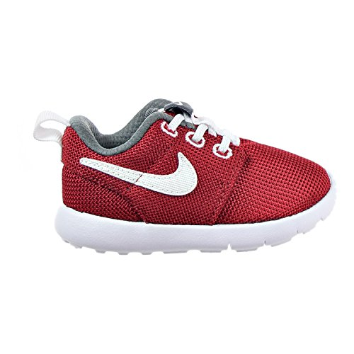 Nike Roshe One Infant/Toddlers Shoes Gym Red/Dark Grey/White 749430-603 (8 M US)