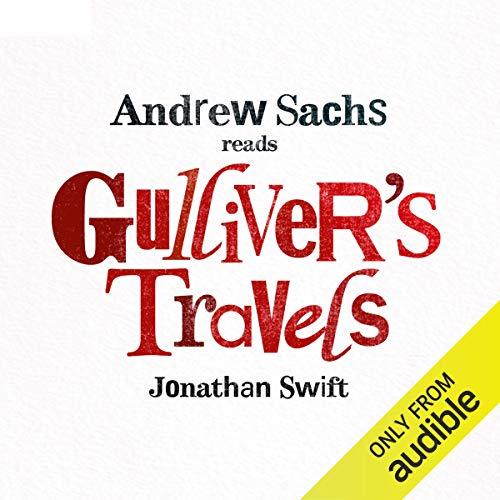 『Gulliver's Travels』のカバーアート