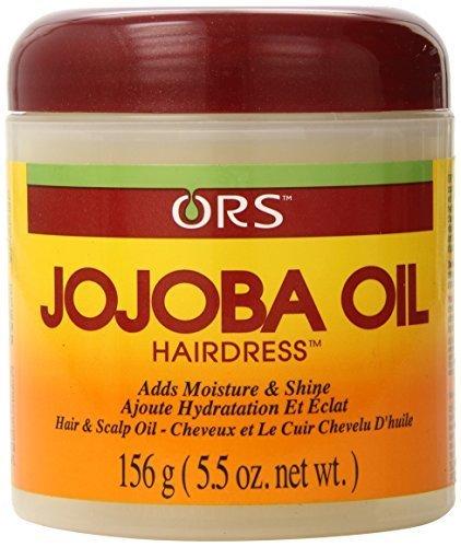 Organic Root Stimulator Jojoba Oil, 5.5 Ounce by Organic Root Stimulator
