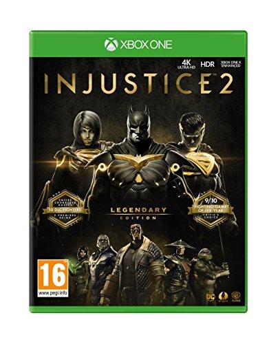 Injustice 2 Legendary Edition (Xbox One)