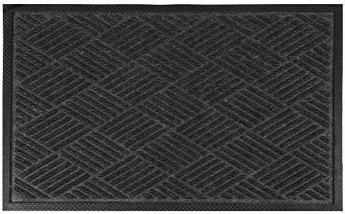 Bestlivings XXL Fußmatte Hochwertig, für Innen- und Außenbereich (90x60 cm)