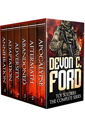 Toy Soldiers: The Complete Series: A Post-Apocalyptic Survival Box Set by [Devon C. Ford]