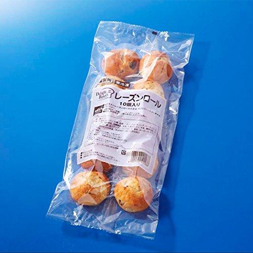 【冷凍】 業務用 テーブルマーク レーズンブレッド 約24g×10個入り レーズン 入り 冷凍 パン
