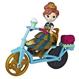 Hasbro Disney Frozen Little Kingdom Anna & Bicycle