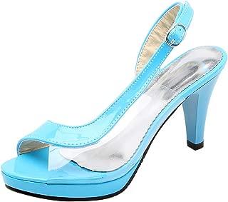 RAZAMAZA Women Fashion Cone Heels Sandals Slingback