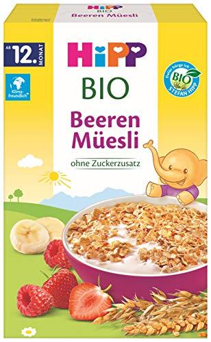 Hipp Bio-Beeren-Müesli, 6er Pack (6 x 200 g)