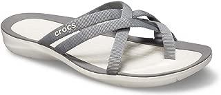 Crocs Women's Swiftwater Webbing Flip