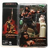 conan the barbarian série 1 figurine pit fighter conan 18 cm