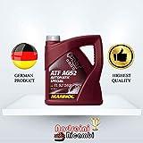 OLIO CAMBIO AUTOMATICO ATF AG52 | GERMAN QUALITY - MANNOL | 4 Litri AG52