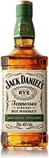 Whisky Jack Daniel's Rye Whiskey 45° 70 cl 70 cl