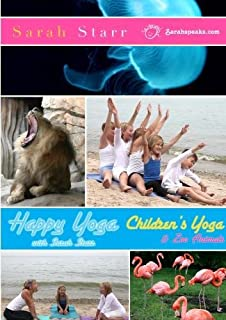 Happy Yoga's_Children's Yoga & Zoo Animals by Abbi