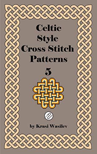 Celtic Style Cross Stitch Patterns 5