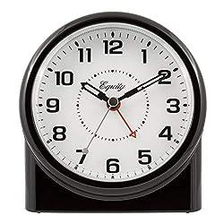 Equity by La Crosse 14080 Analog Night Vision Alarm Clock, Pack of 1, Black