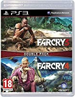 Far Cry 3 & Far Cry 4 Double Pack (PS3) (輸入版)