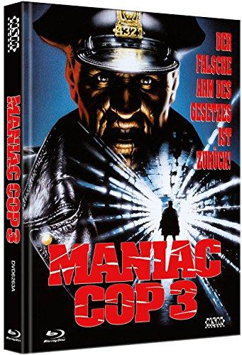 Maniac Cop 3 - Uncut/Mediabbook (+ DVD) [Blu-ray] [Limited Edition]